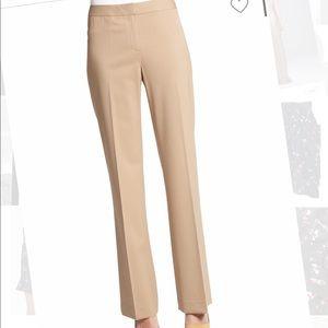 Lafayette 148 NWot menswear stretchy women's pants